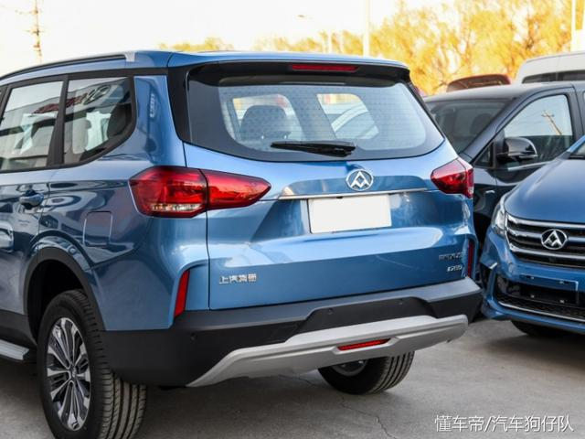 高强度钢比例超52%,安全碰撞成绩破纪录,没想到还是台国产SUV