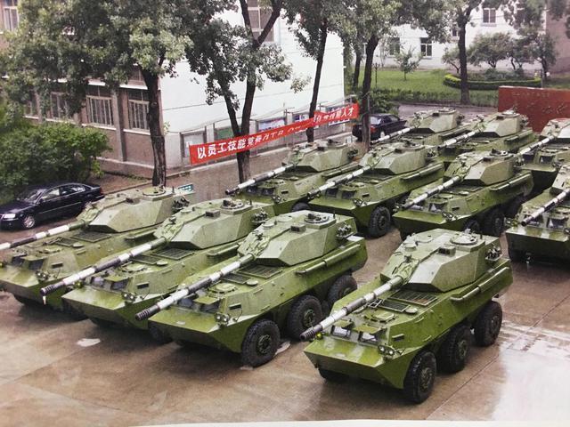 中国王牌战车出口亚非拉200余辆,搭救过总统也赶走过总统