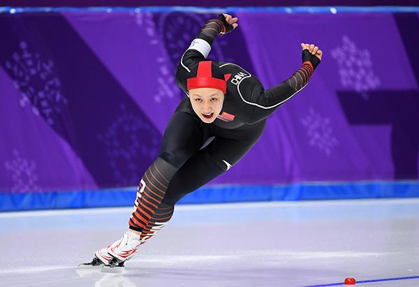 张虹:做好运动员与IOC之间桥梁 代表运动员发声