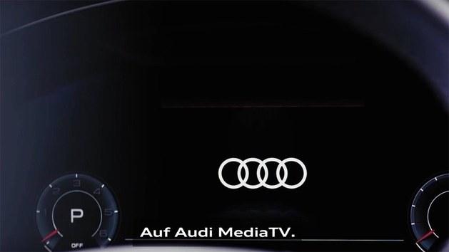奥迪全新一代A6预告视频公布 3月初亮相