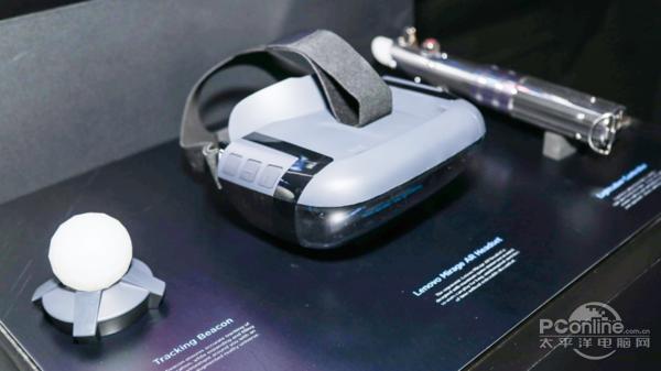 联想Mirage AR智能头盔套装