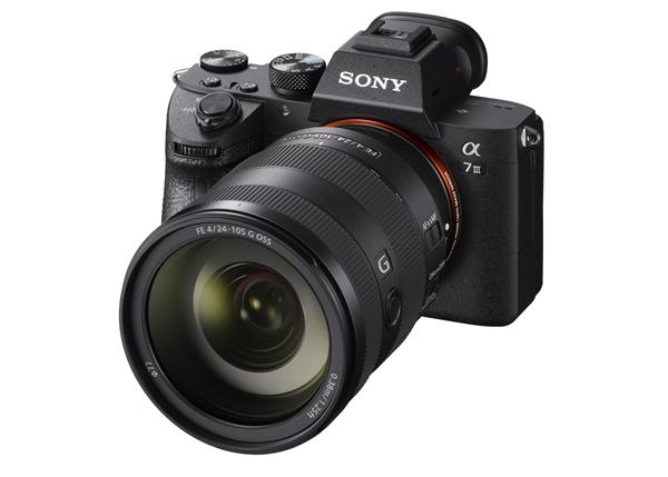 14599元!索尼A7M3发布:续航翻番、支持4K视频