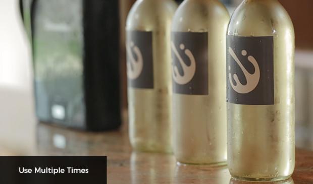 不再浪费时间,30秒就能让你喝上冰镇的饮料
