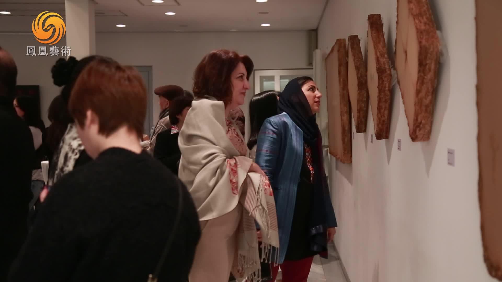 天空的一半——中国女艺术家作品展