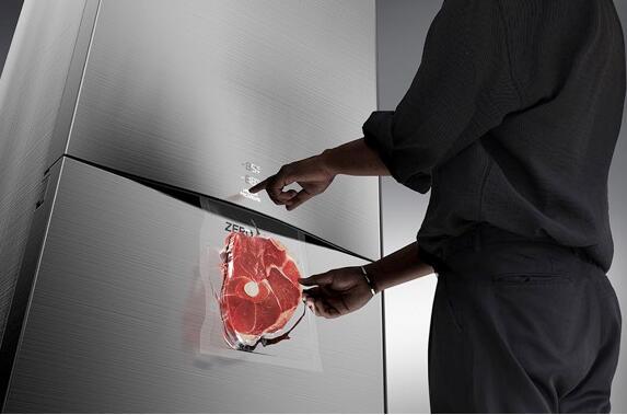 优品引荐!当冰箱遇到真空包装,食物保鲜更耐久、少占地儿