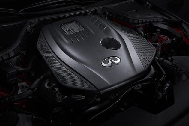 英菲尼迪新款Q50L上市 售26.98-39.98万