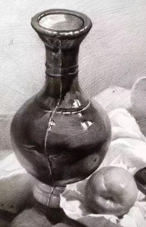 图库| 各种素描陶罐的画法都在这了