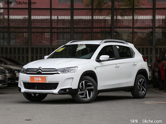 雪铁龙C3-XR 现新春特惠高达1.50万元