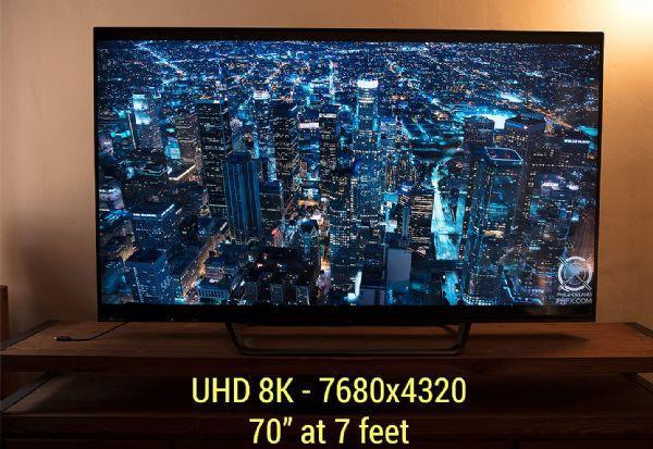 RED与夏普合作开发8K显示技术