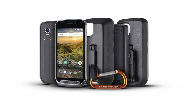 路虎推出Explore智能手机 多种防护功能