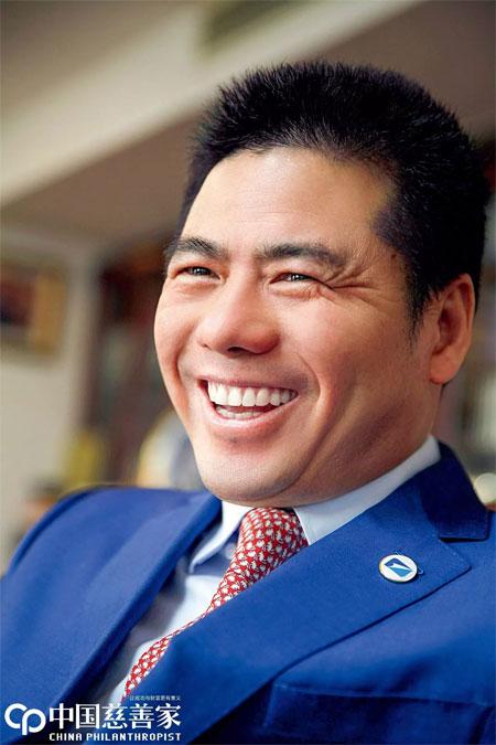 蒋锡培:本色生长三十年 为身障人就业贡献力量