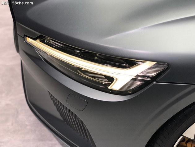 2018日内瓦车展 新Polestar 1正式亮相