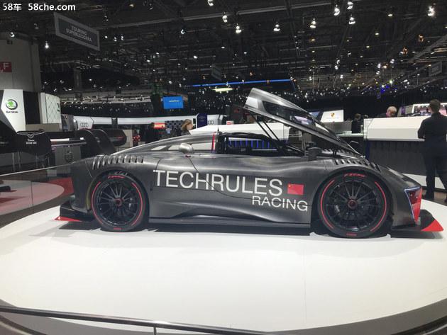 2018日内瓦车展 泰克鲁斯·腾风至仁RS