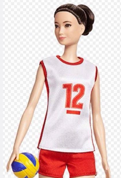 芭比娃娃推出17个杰出女性纪念娃娃 惠若琪上榜