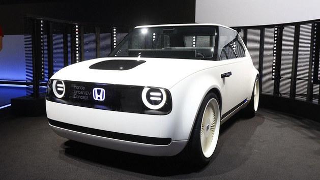 本田確認將量產Urban EV 明年接受預定