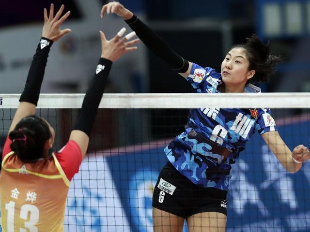 中国女排一位置天才井喷 世锦赛却只能3选1?