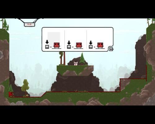 硬核独立游戏的代表:《超级食肉男孩》