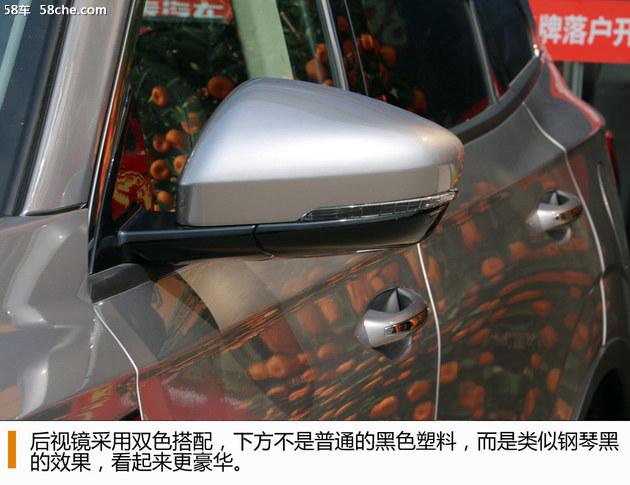 众泰T500广州到店实拍 内饰设计漂亮