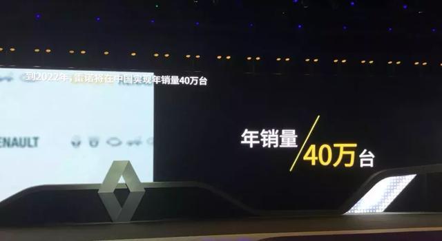 """立下2022年年销40万辆的""""梦幻""""flag,东风雷诺何以迷之自信?"""
