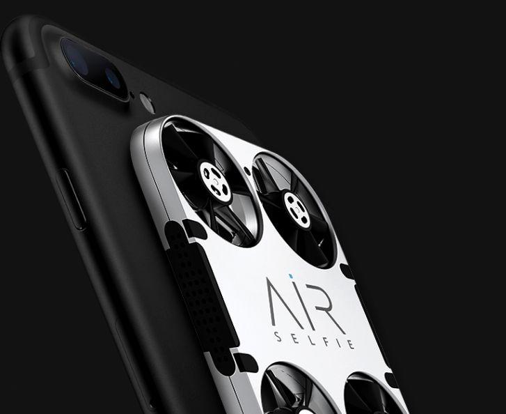 藏在手机壳里放口袋就能带走,这么小的黑科技