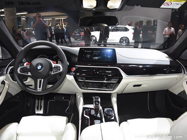 宝马新M5广州车展国内首发 即将接受预订