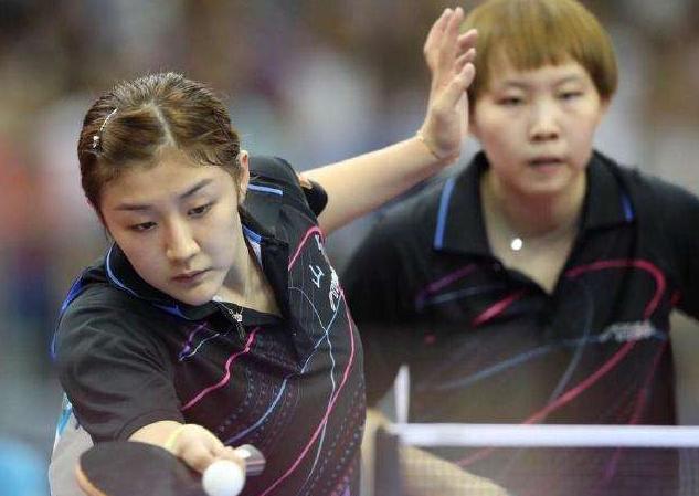掀翻丁宁!她再证自己是世界第一 乒坛新女帝已在酝酿