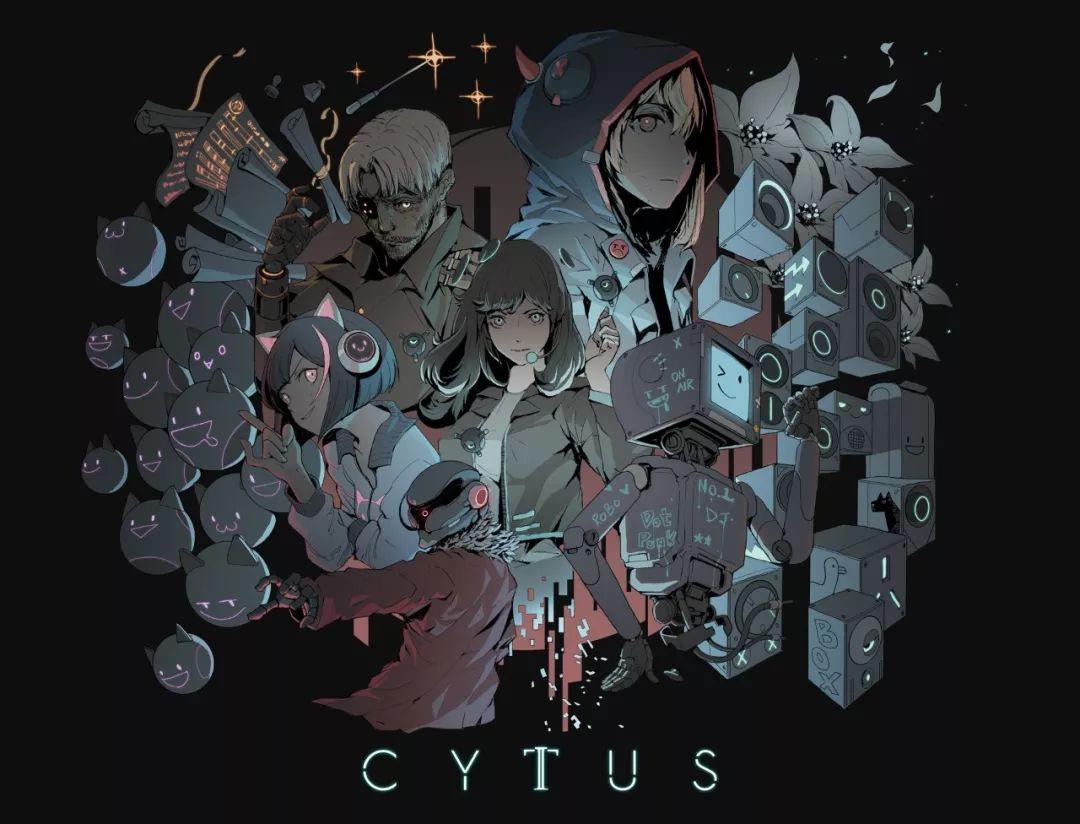 手机最佳音游《Cytus》又出新作,为什么代理是腾