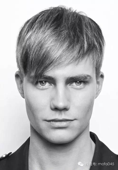 最经典的男士发型设计,时尚男人的最爱!图片