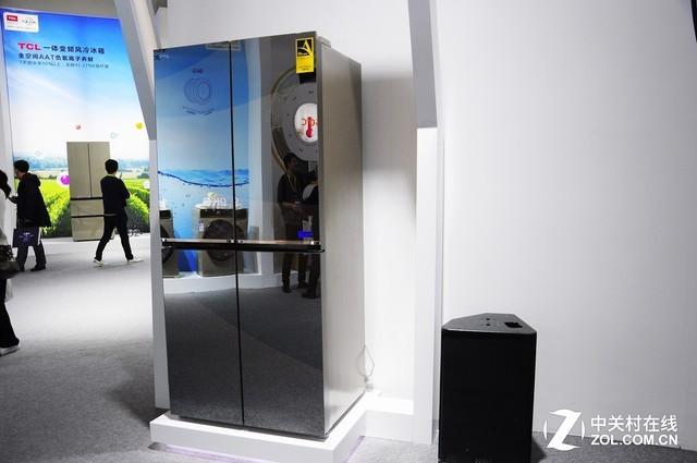 实力与美貌并存 TCL冰箱重新诠释健康生活