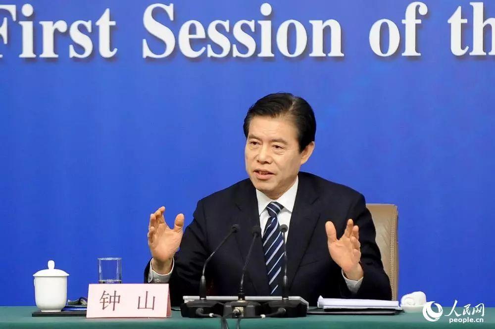 商务部长:若美对华出口管制放宽 对华逆差可减35%