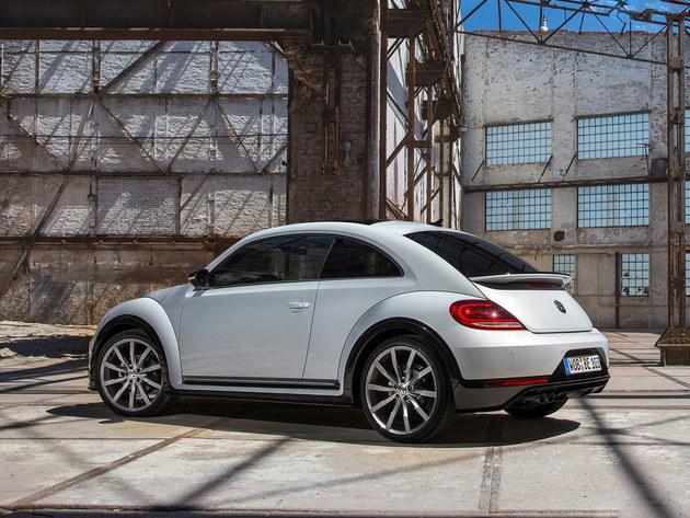大众确认 甲壳虫车型将不再推出新版本