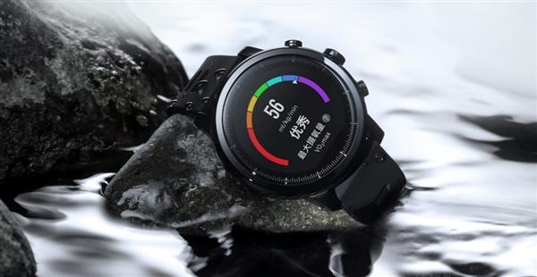 华米:AMAZFIT智能运动手表2将支持刷表支付