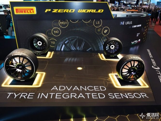 Pirelli-Cyber-Car-display-Geneva-2