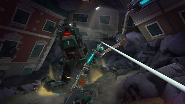 FPS游戏《尖端计划》将推移动VR版本
