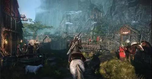 《巫师3》是当年全球获奖最多的游戏之一