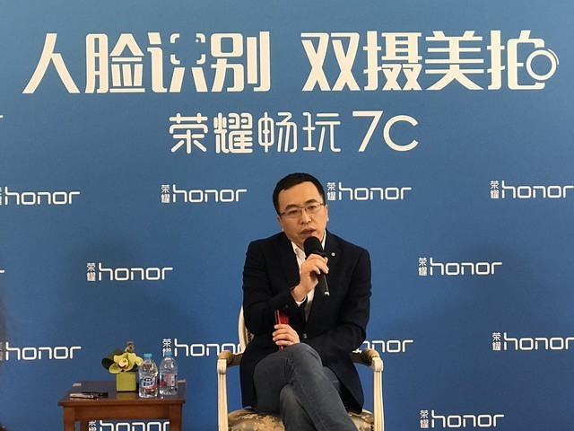 赵明:不拘泥价格区间 旨在满足用户需求