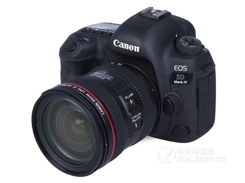 佳能5D Mark IV(单机) 双对焦系统,7张/秒来连拍,4K视频