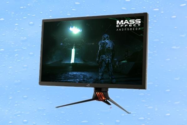 宏�/华硕4K电竞显示器将于三季度上市:144Hz G-Sync