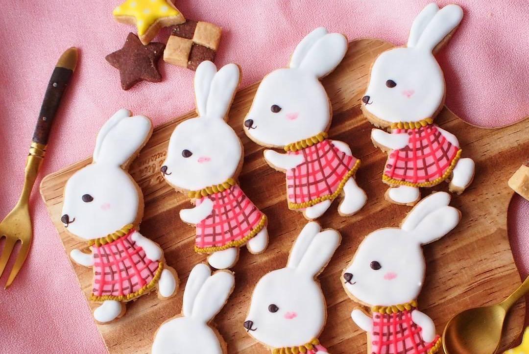 日本顶级糖霜饼干大师教你做创意糖霜饼干,学会这5款你也是大师