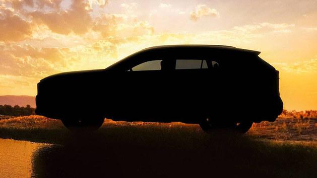 丰田全新RAV4预告图发布 纽约车展亮相