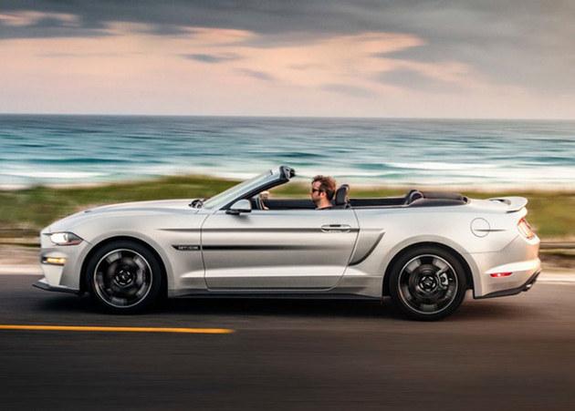 福特Mustang GT California特别版官图
