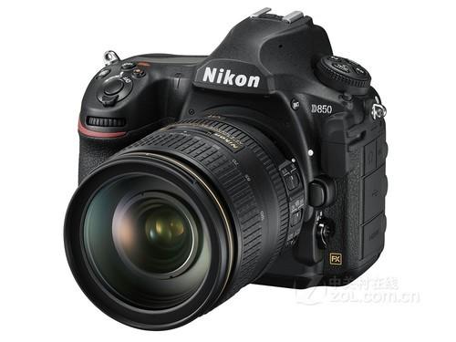 尼康D850 全画幅高端单反,4K超高清视频,8K延时摄影