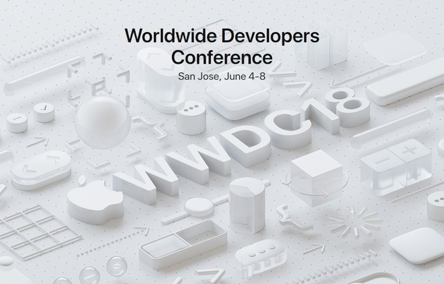 苹果WWDC2018时间确认 海报风格大变样