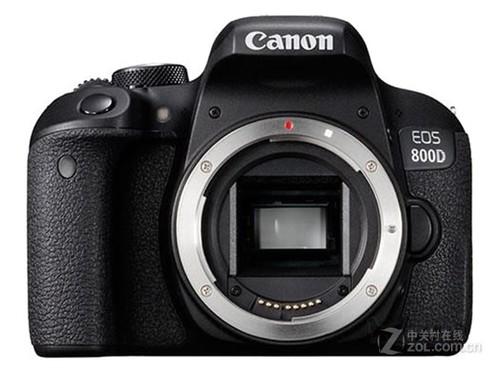 佳能800D(单机) 45点对焦系统,全像素双核对焦,电子五轴防抖