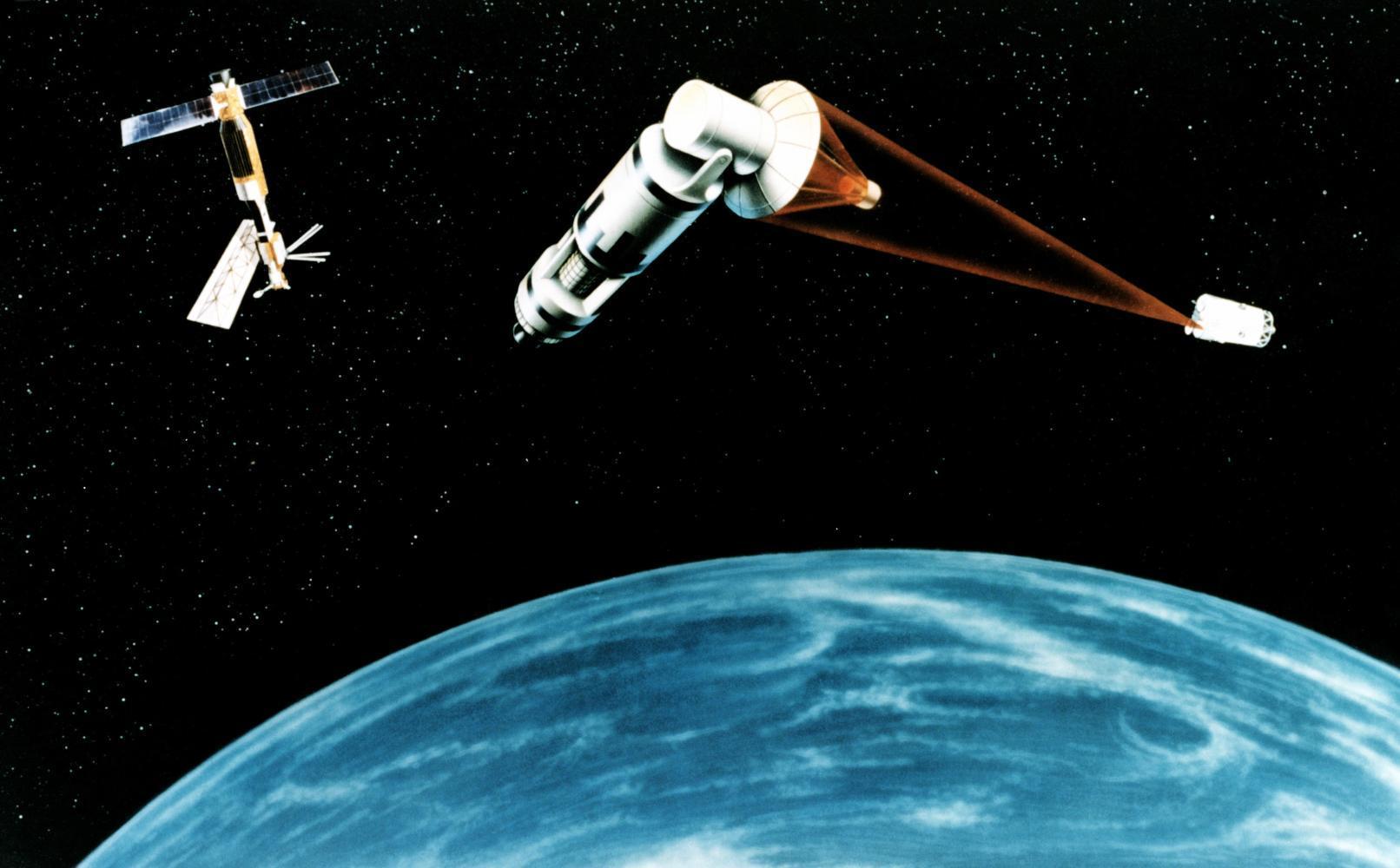 川普提议美军组建太空部队 新版星战计划欲忽悠谁?