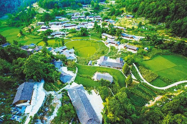 推进乡村振兴 建设美丽家园