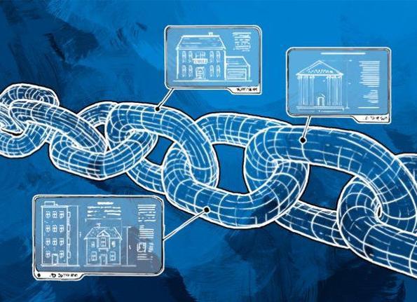 """开年来的""""区块链""""是什么?未来市场如何布局成为关键"""