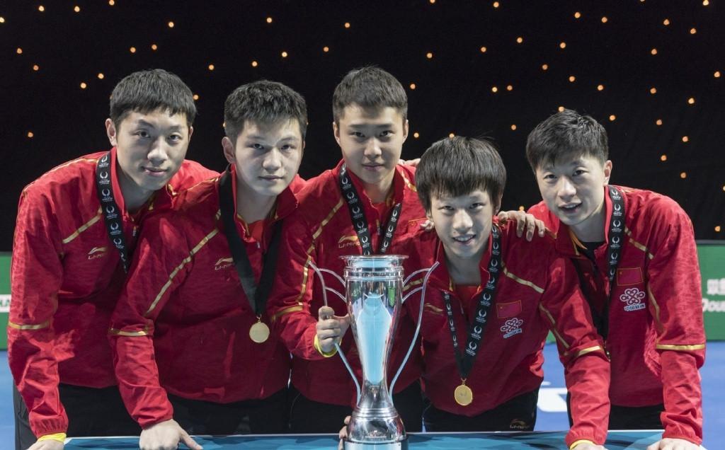 刘国梁64岁接班人亲承危机!暗示要重用林高远,让他在世乒赛练人