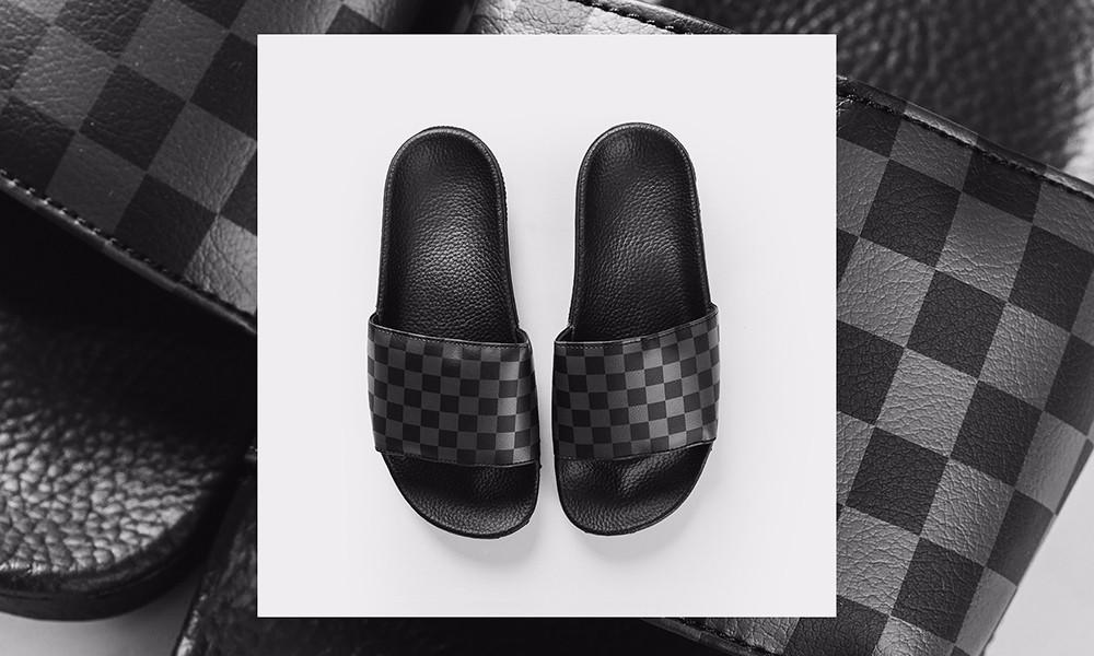 GIVENCHY BALENCIAGA拖鞋太不亲民 VANS可能是你的另一个好选择
