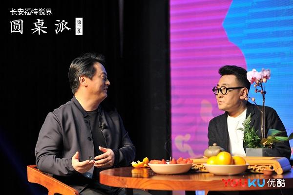 """《圆桌派3》豆瓣直飙9.4分 窦文涛约聊粉丝现场比拼""""言值"""""""